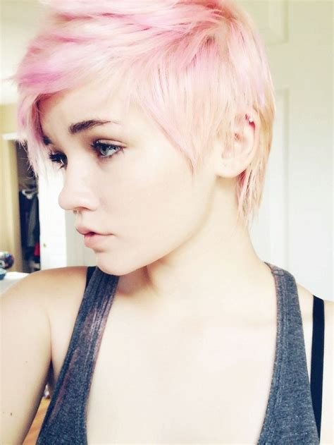 haircut with dye top 50 pastel pink hair colors hair colors ideas