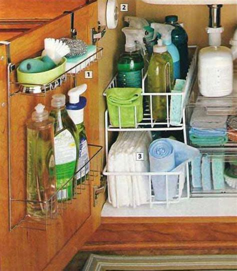kitchen sink organizing ideas 37 diy hacks and ideas to improve your kitchen amazing