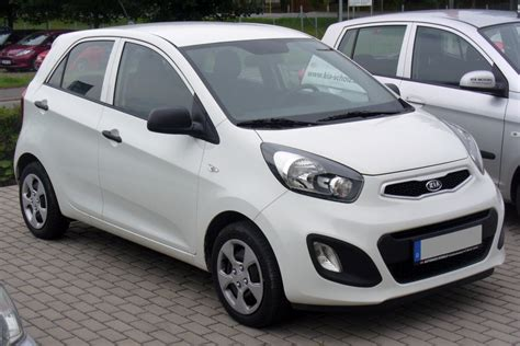 Small Car Kia Kia Picanto Used Small Cars To Sell Tradesure