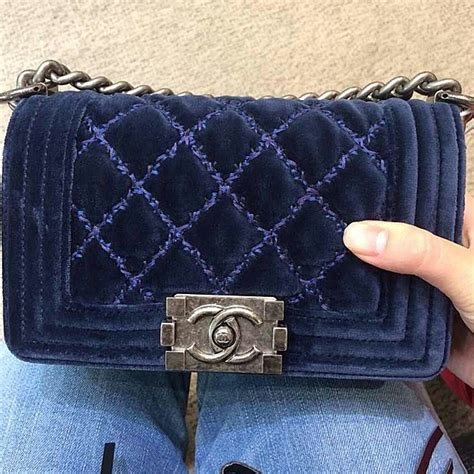 Channel Cevron Minj chanel boy bags from the fall winter 2014 act 1