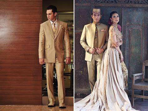 Jas Brutus Rumah Mode jas atau beskap untuk pengantin pria weddingku