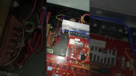Power Lifier Blazer Power Lifier Blazer 2x500 Watt