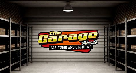 Garage Clothing Store by The Garage In Orlando Fl Car Audio Clothing