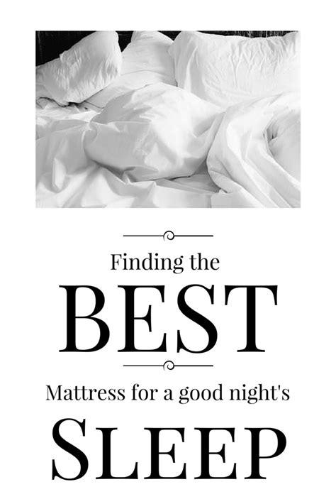 sleep tight don t let the mattress bite