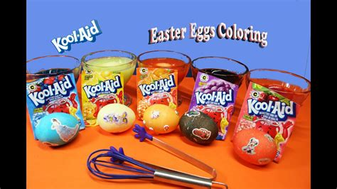 how to color eggs with kool aid kool aid easter eggs coloring how to color eggs with cool