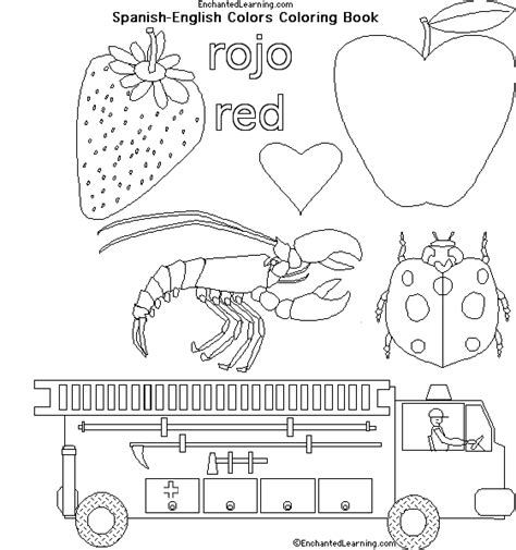 preschool red coloring pages color red worksheets for kindergarten red coloring pages