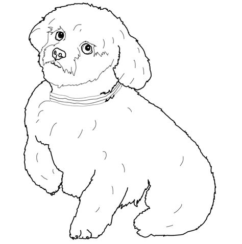 coloring pages of baby dogs dog coloring pages free printable dog coloring pages