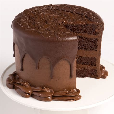 35 luscious chocolate cake designs