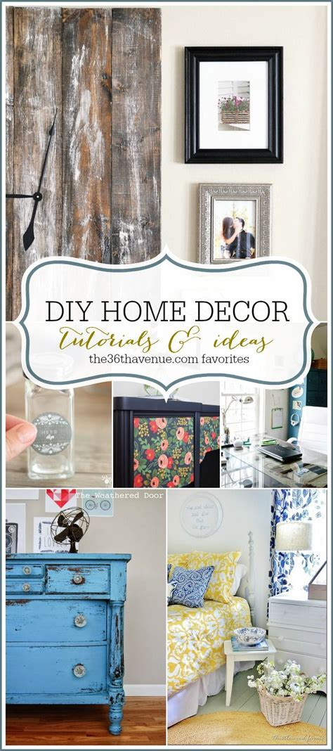 diy home decor tutorials decor picmia