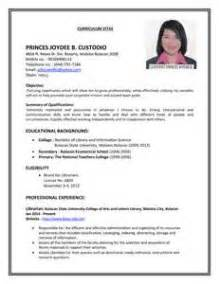 Resume For First Job by Comment Faire Un Cv Pour La Premi 232 Re Fois Questions Et