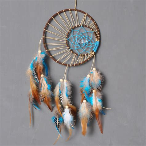 dreamcatcher feathers home native american dream catcher feathers hanging