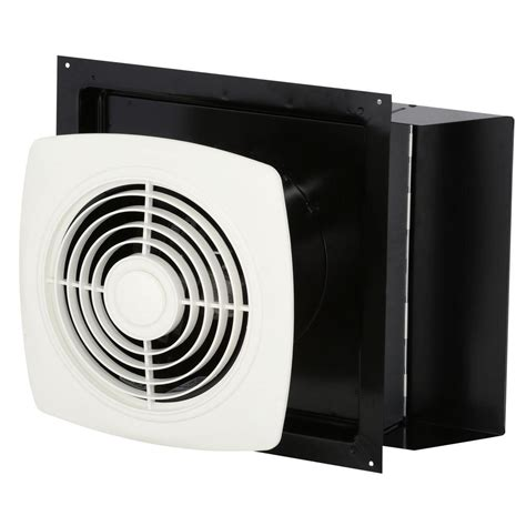 broan through the wall exhaust fan broan 509 8 inch 180 cfm through the wall exhaust fan