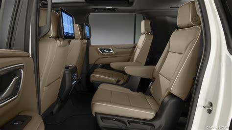 chevrolet suburban interior rear seats hd