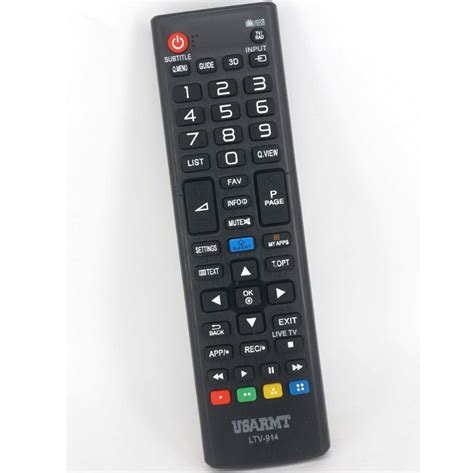 Remote Remot Tv Lg new universal remote ltv 914 fit for lg tv