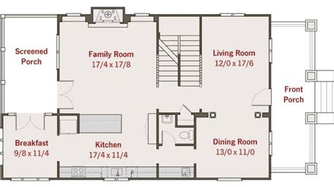house plans with cost to build affordable home ch137 floor