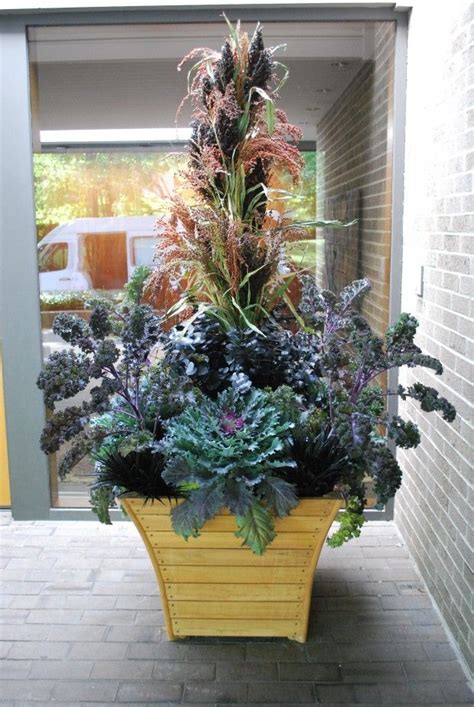 fall container arrangement jpg garden