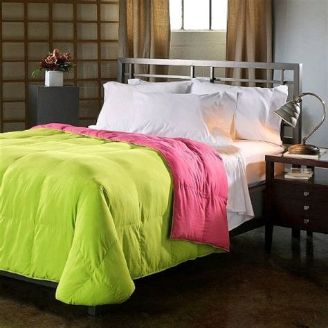 neon blue comforter neon green bedding