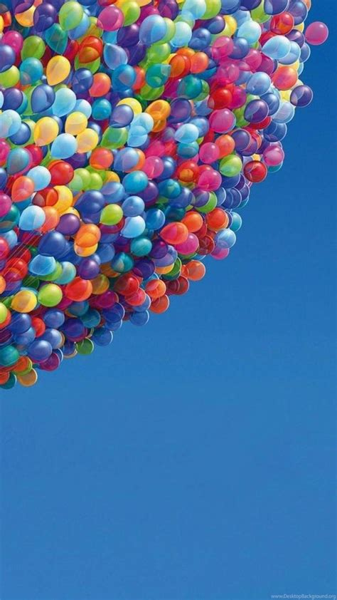 house  balloons  pixar cartoons  hd wallpapers desktop desktop background