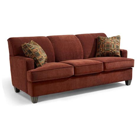 flex steel couches flexsteel 5641 31 dempsey sofa discount furniture at