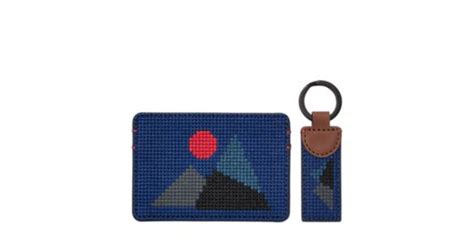 Fossil Gift Card Balance - miles card case and keyfob gift set fossil
