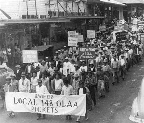 Hawaii Sugar Planters Association by 1946 The Great Hawai I Sugar Strike