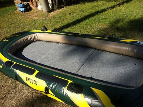 inflatable boat fishing tips wooden floor for a seahawk 4 fishing raft intex seahawk