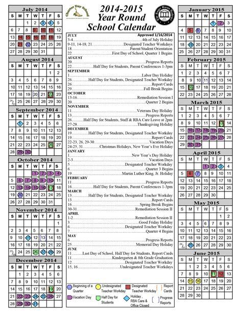 Coweta County Schools Calendar 2016 Guilford County School Calendar 2017 My