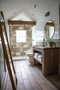 Fixer Upper Long Narrow Bathroom Episode 15 The Giraffe House Joanna Gaines