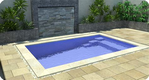 swimming pools small backyards natural stone fence backyard small backyard swimming pool