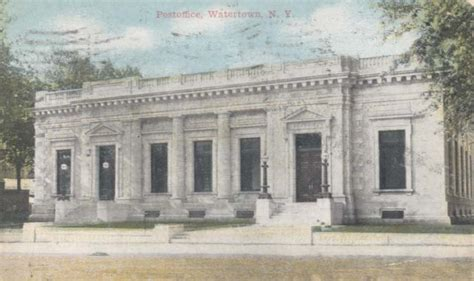 watertown ny official website postcards from the past