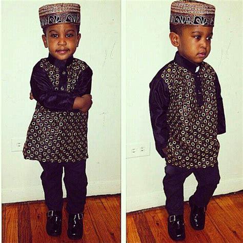 best agbada for children i literally melt when i see babies is agbada wear sooooo