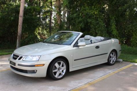 sell used 2005 saab 9 3 arc convertible in winter park florida united states for us 6 900 00