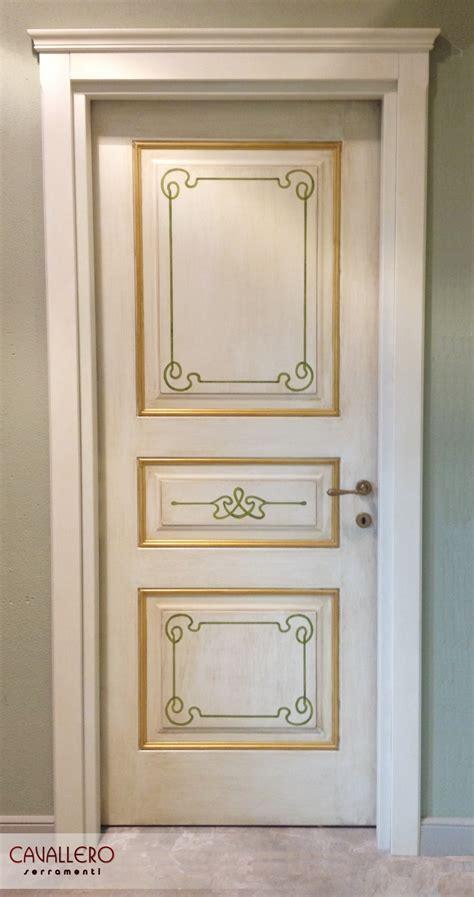 porta decorata linea opera l eleganza passato