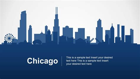 Chicago Powerpoint Template Slidemodel Of Miami Powerpoint Template