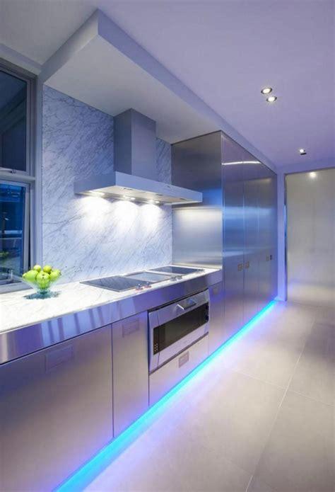 le cuisine led l 233 clairage led une pr 233 cieuse astuce luminaire pour