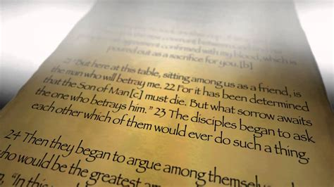 Scripture Scroll After Effects Template To Display Block Of Text Youtube Scrolling Text After Effects Template