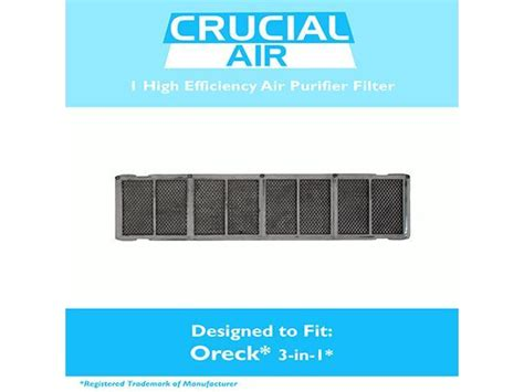 oreck    air purifier filter fits airb airps super