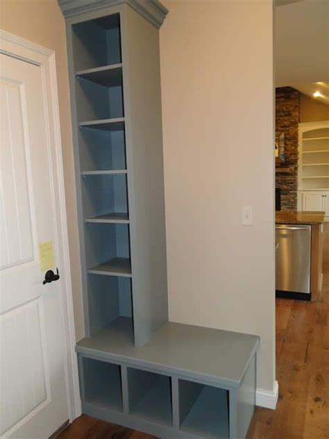 corner bench mudroom 1000 ideas about bench with shoe storage on pinterest