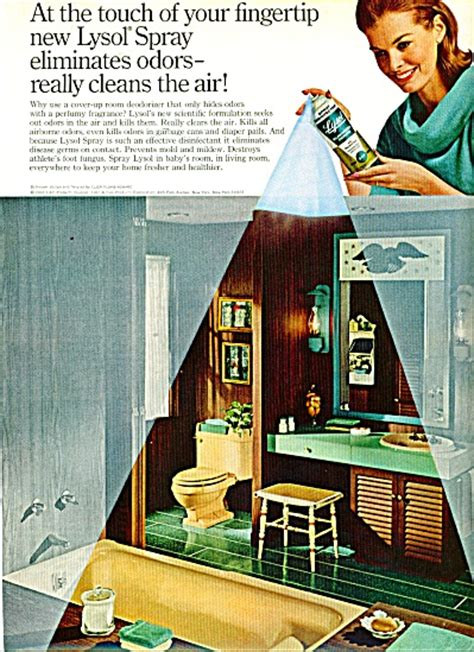 lysol spray ad  disinfectant products lysol    pack ratz