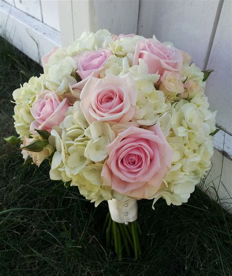 light pink and white light pink hydrangea bouquet www pixshark com images