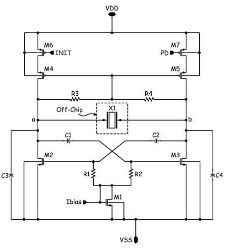 transistor oscillator circuit patent us7768359 low phase noise differential oscillator circuit patents