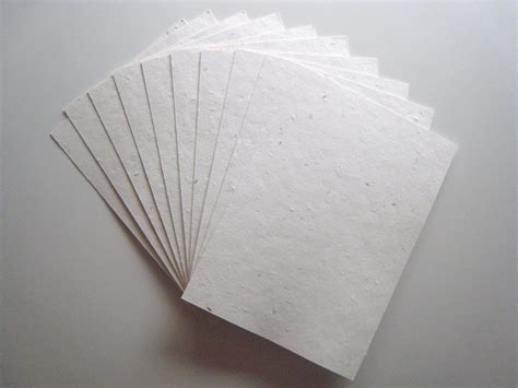 Paper By - handmade wildflower seed paper