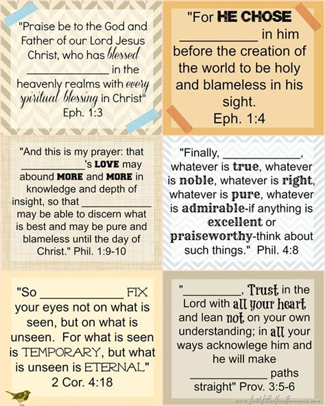 printable card verses bible verse printable bookmarks quotes