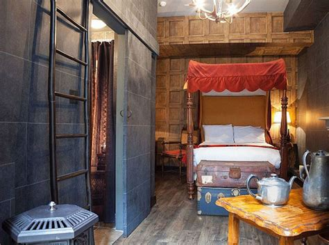 themed hotels harry potter themed hotel in london business insider