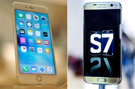 How Much Is Samsung Galaxy S7 Edge Plus by The Iphone 6s Plus Is Much Faster Than The Samsung Galaxy S7 Edge