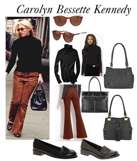 Keying In On Timeless Style 2 by Dress Me 4 Less Carolyn Bessette Kennedy S Timeless Style