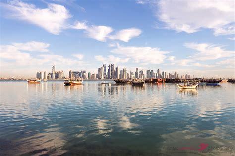 buy a boat qatar matteo colombo travel photography qatar doha cityscape