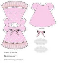 baby dress card cup151429 866 craftsuprint