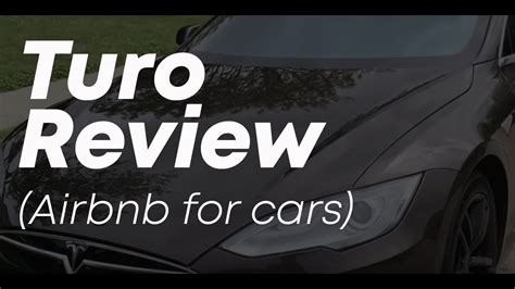 airbnb for cars turo car rental review airbnb for cars youtube