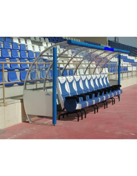 panchina di calcio panchina allenatori lunghezza m 1 panchine allenatori